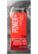Power Plus Delay Cream For Men Foil Packs 48 Pieces Bulk