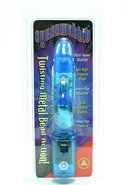 Cyberwabbit With Twisting Metal Bead Action Blue
